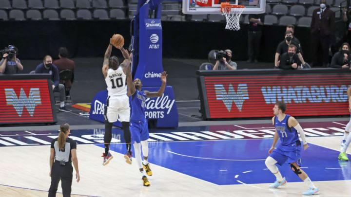 Dallas Mavericks DeMar DeRozan Mandatory Credit: Kevin Jairaj-USA TODAY Sports