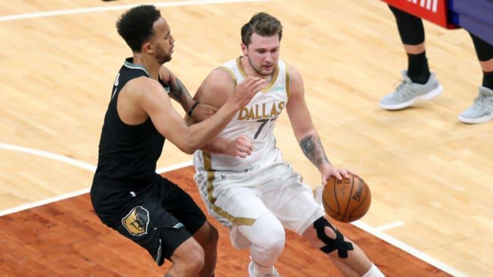 Dallas Mavericks Luka Doncic Mandatory Credit: Nelson Chenault-USA TODAY Sports