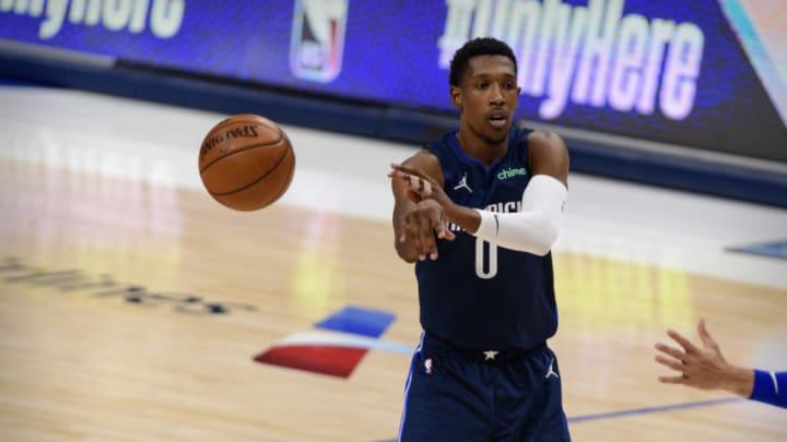 Dallas Mavericks Josh Richardson Mandatory Credit: Jerome Miron-USA TODAY Sports
