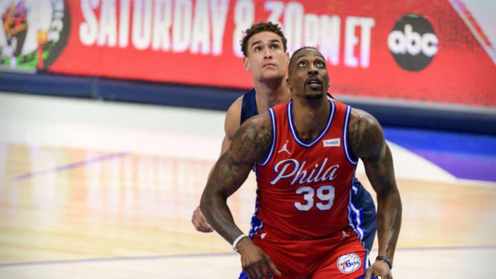 Dallas Mavericks Dwight Howard Mandatory Credit: Jerome Miron-USA TODAY Sports