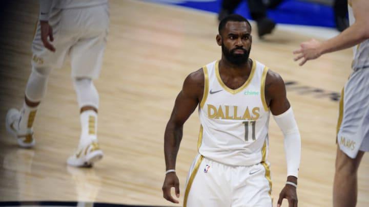 Dallas Mavericks Tim Hardaway Jr. Mandatory Credit: Jerome Miron-USA TODAY Sports