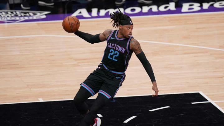 Dallas Mavericks Richaun Holmes Mandatory Credit: Cary Edmondson-USA TODAY Sports