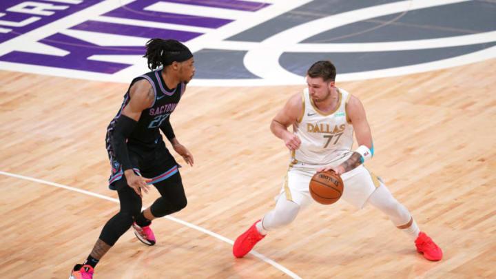 Dallas Mavericks Luka Doncic Mandatory Credit: Cary Edmondson-USA TODAY Sports