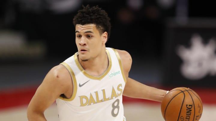 Dallas Mavericks Josh Green Mandatory Credit: Raj Mehta-USA TODAY Sports