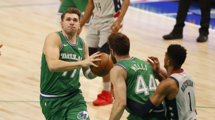 Dallas Mavericks Luka Doncic Mandatory Credit: Tim Heitman-USA TODAY Sports