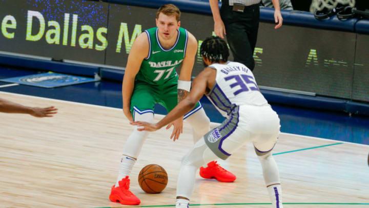 Dallas Mavericks Luka Doncic Mandatory Credit: Andrew Dieb-USA TODAY Sports