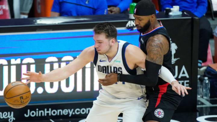 Dallas Mavericks Luka Doncic Mandatory Credit: Robert Hanashiro-USA TODAY Sports