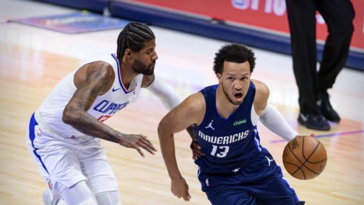 Dallas Mavericks Jalen Brunson Mandatory Credit: Jerome Miron-USA TODAY Sports