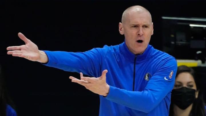 Dallas Mavericks Rick Carlisle Mandatory Credit: Robert Hanashiro-USA TODAY Sports