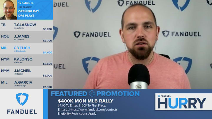 The FanDuel Hurry Up team takes a deeper look at evaluating Christian Yelich's MLB fantasy baseball value and stock outlook in the return of the 2020 MLB regular season, as well as previewing it for the 2020 fantasy baseball season.