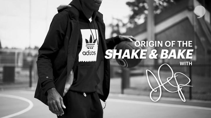 Jamal Crawford talks about the origin of 'The Shake-and-Bake' | The Players' Tribune