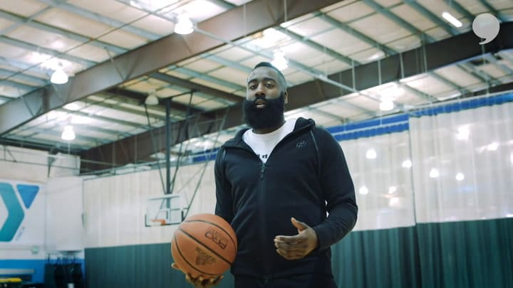 You've seen James Harden pick apart every defense thrown at him. Now watch as he breaks down the MVP moves that separate him from the rest.