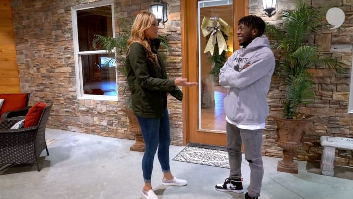 Jennie Finch's Country Living | Houseguest with Nate Robinson | The Players' Tribune