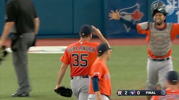 Justin Verlander AL Outstanding Pitcher