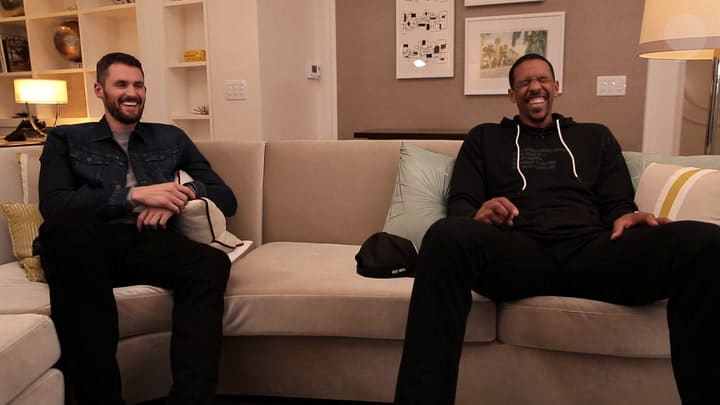 "Kevin Love and Channing Frye have had each other's backs since they met. Following Kevin's article, the former teammates met up to continue the conversation on mental health, sports, friendship and what it means to ""act like a man."""
