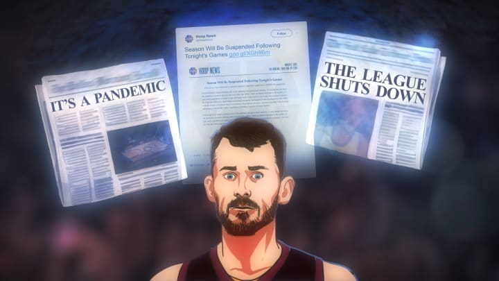 Kevin Love Dreams Fearlessly