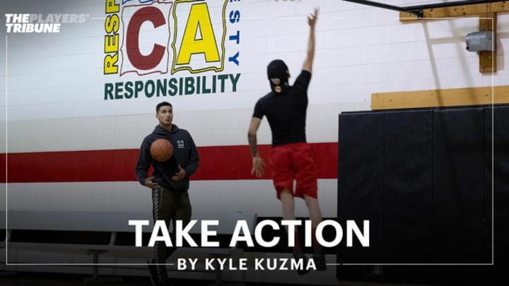 Kyle Kuzma - Take Action