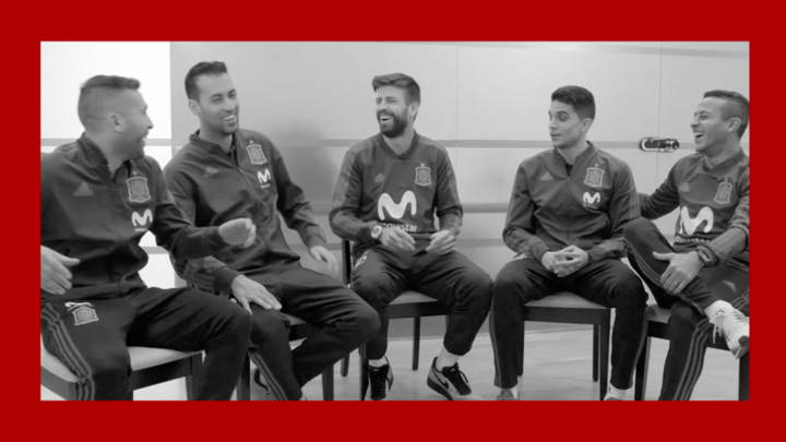 La Roja Share First World Cup Memories