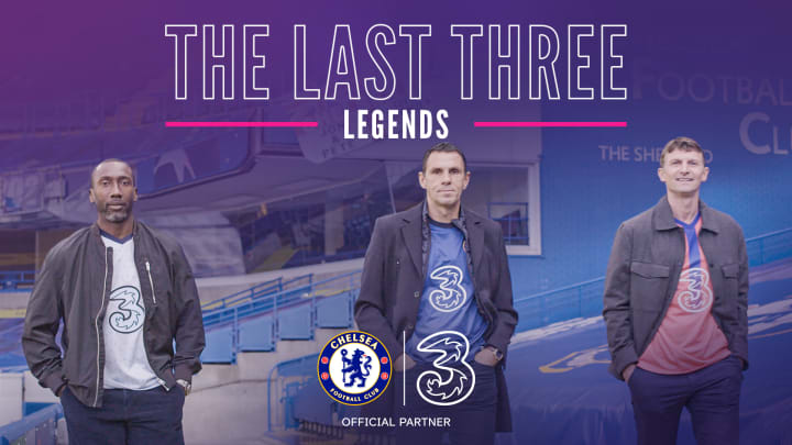 Last Three Legends