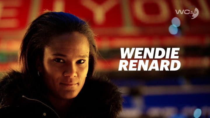 Wendie Renard talks about what it means to grow up in Martinique.