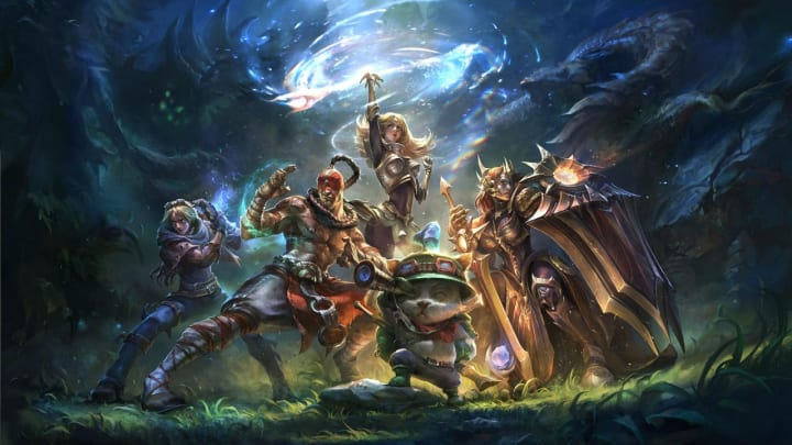 League of Legends patch notes from Season 10, collected and summarized