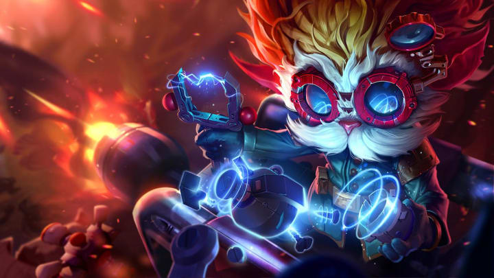 Saved login credentials will be introduced on the League of Legends PBE in the near future.