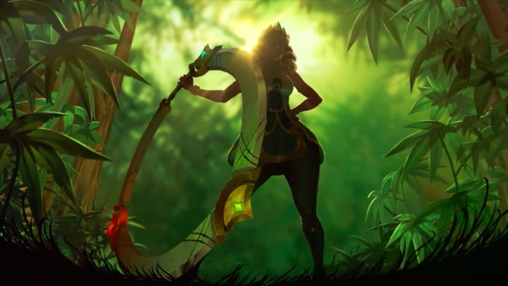 Qiyana will be the next League of Legends champion, according to a teaser released Thursday.