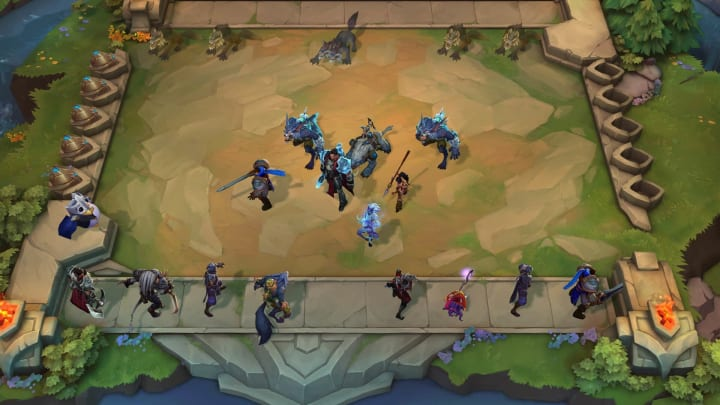 Teamfight Tactics mobile release date remains unknown.