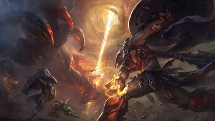 Support items received changes in League of Legends Patch 10.1