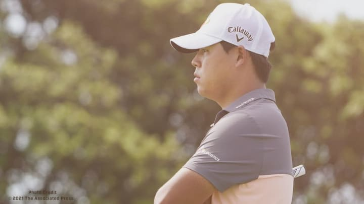 Look At Si Woo Kim In Daily Fantasy For The Travelers Championship - Heat Check