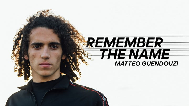 Born in Paris. Inspired by Zidane. Delivering for Arsenal FC. Remember the name... Matteo Guendouzi.