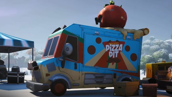 Food Trucks Fortnite have been scattered around the map since Chapter 2 first launched.