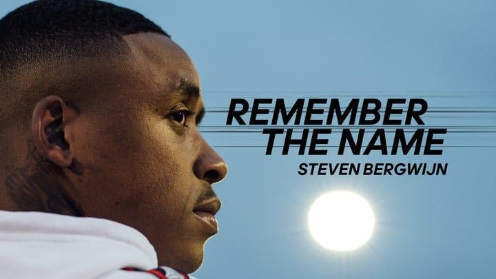 Meet Steven Bergwijn: Tottenham Hotspur's New Star | Remember the Name