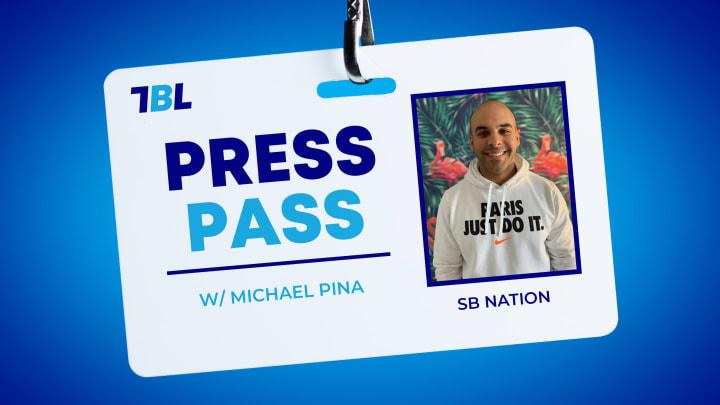 Michael Pina from SB Nation