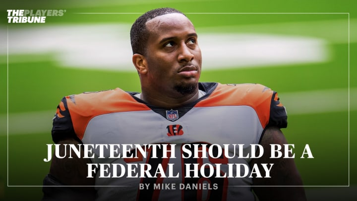 Juneteenth Should Be a Federal Holiday   By Mike Daniels