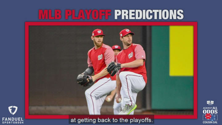 MLB Playoff Predictions - Against All Odds
