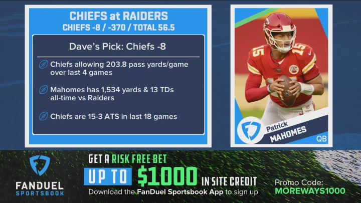 It feels like just yesterday that fans were preparing for Week One of the 2020 NFL season, but Week Eleven is already upon us and FanDuel's More Ways To Win team is breaking down all of the week's biggest games from both a betting and daily fantasy football perspective. FanDuel's JJ Zachariason gives his top daily fantasy sports plays of the week, and Dave Weaver, Ed Egros, Andrew Fillipponi and Lisa Kerney give out some of their favorite picks against the spread. Plus, the More Ways To Win team to break down the NFL teams most likely to be upset.
