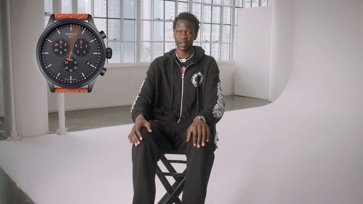 Get to know Bol Bol, also known as Kevin Hart on stilts, in 60 seconds.