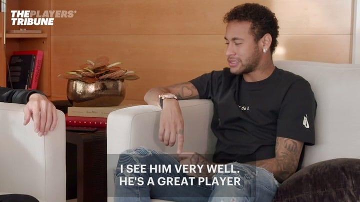 Neymar, Dani Alves and More Talk About Mbappé