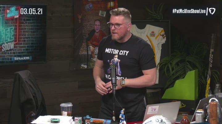 NFL Sky Judge Proposal - The Pat McAfee Show