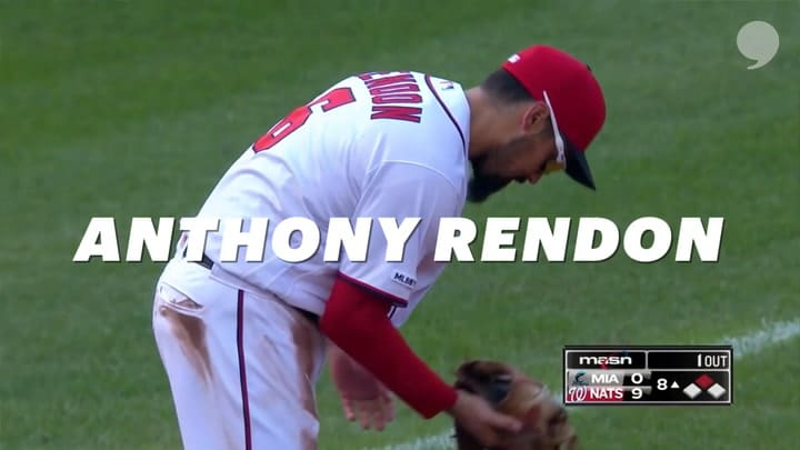 NL Outstanding Player Anthony Rendon