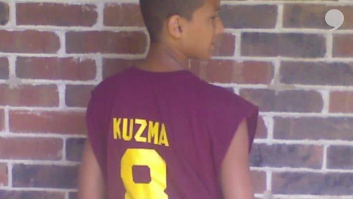 On Kobe | Kyle Kuzma