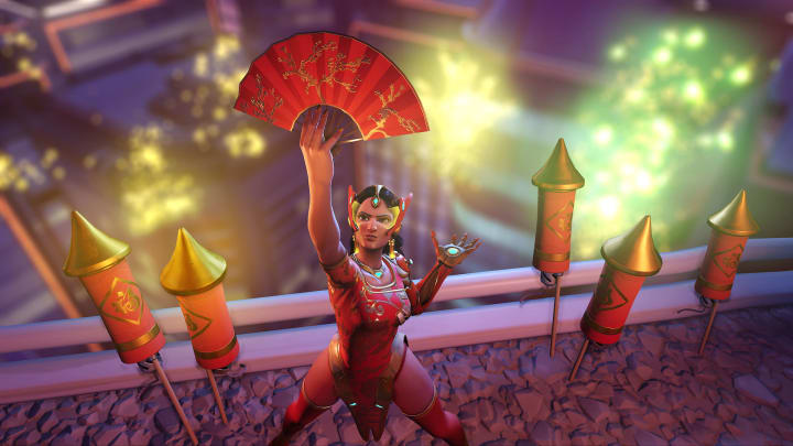 Overwatch's next event will likely be Lunar New Year