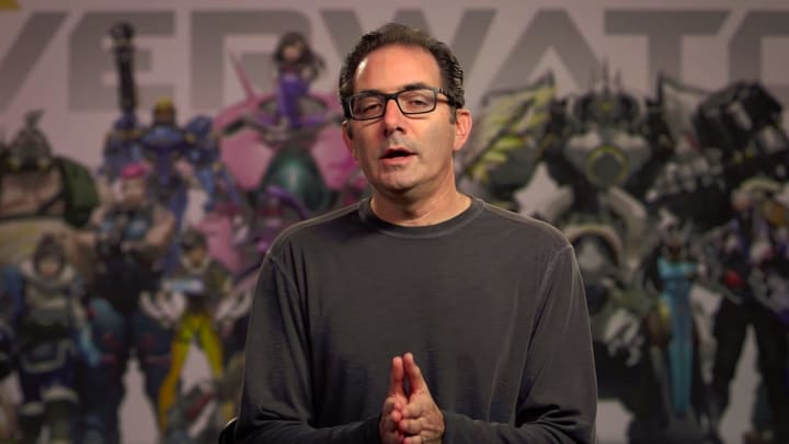Jeff Kaplan personally apologized to an Overwatch content creator for a copyright strike