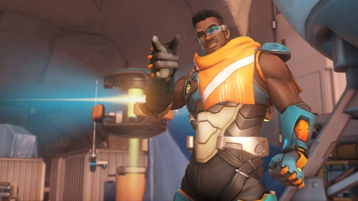 Baptiste's Immortality Field may receive a nerf soon, per Jeff Kaplan