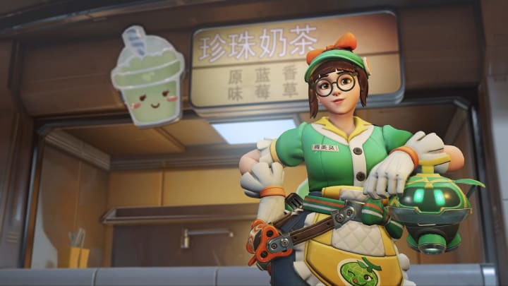 Overwatch 2 release date isn't available yet, and likely won't be for quite some time.