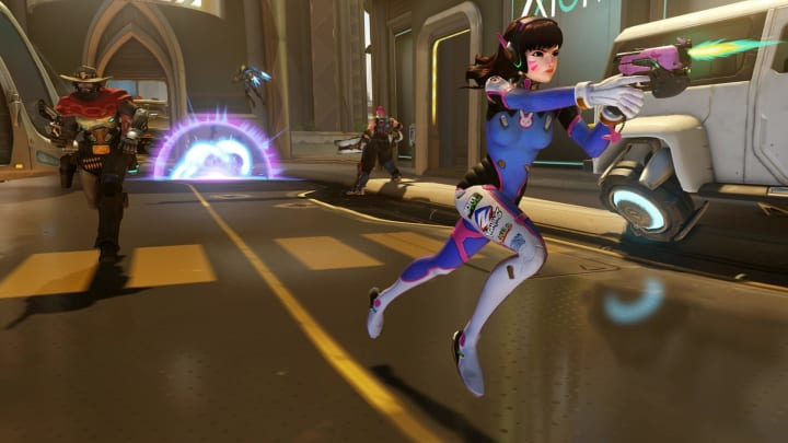 Overwatch Gun Game code lets players try out the classic game mode in Overwatch's Workshop.