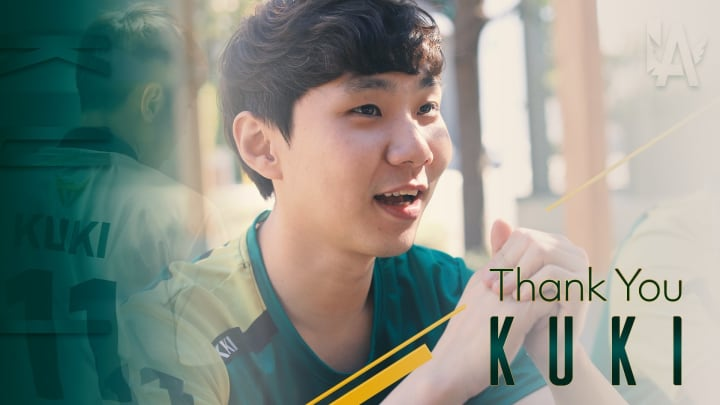 Kuki retired from professional Overwatch on Saturday.