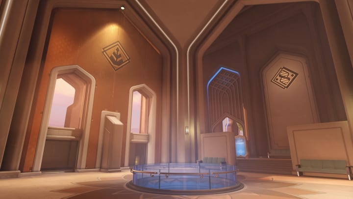 An Overwatch fan created a Workshop script that allows play on three Control maps simultaneously.