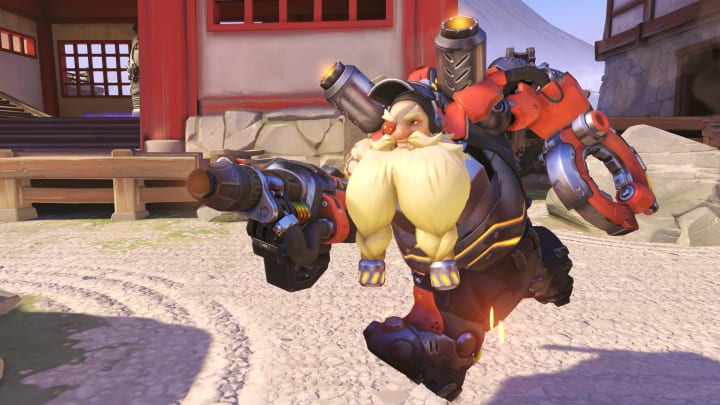 Overwatch Paint is now available on live servers.